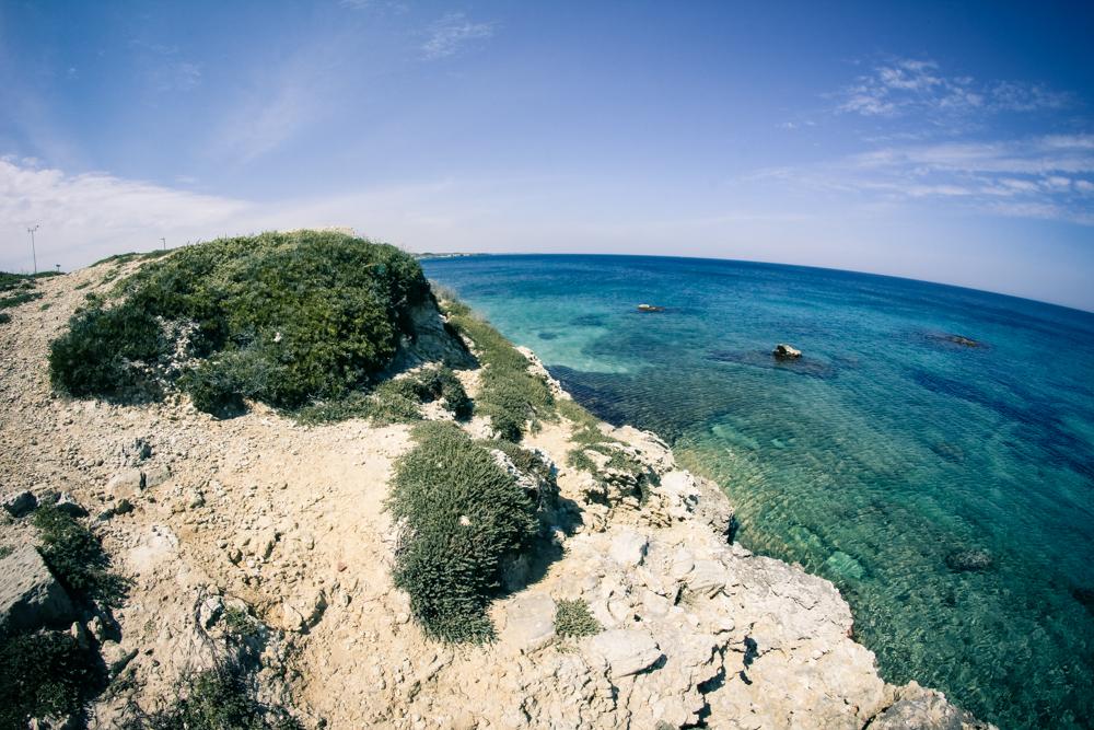 michele catena photography landscape italy puglia fisheye