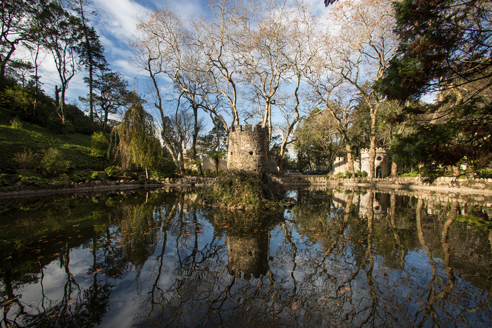 Michele Catena palacio da pena vale dos lagos