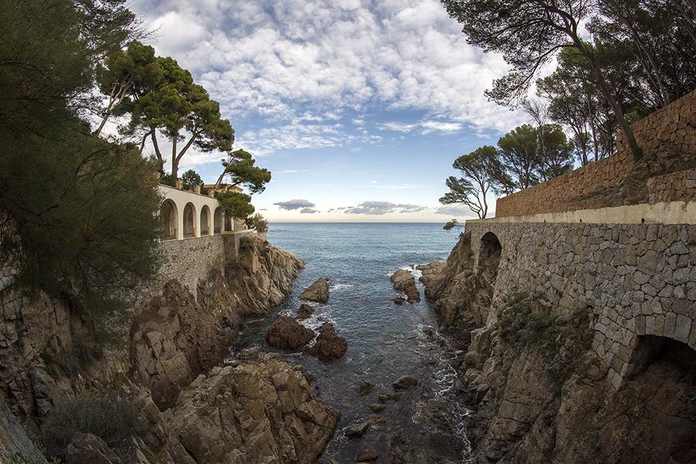 michele catena photography landscape spain S'agaro Camino de ronda