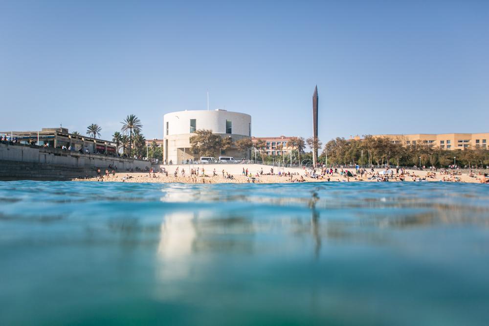michele catena photography Delegació Territorial d'e AEMET Playa Nova Icària Barcelona